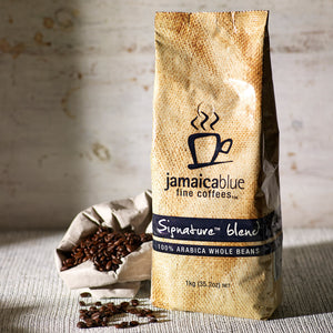 Jamaica Blue Signature Blend - 1kg Whole Beans