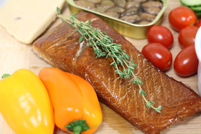 Smoked Atlantic Salmon 1/2LB