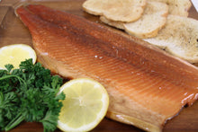 Load image into Gallery viewer, Smoked Rainbow Trout 1/2LB