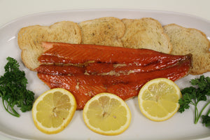 Smoked Steelhead 1/2LB