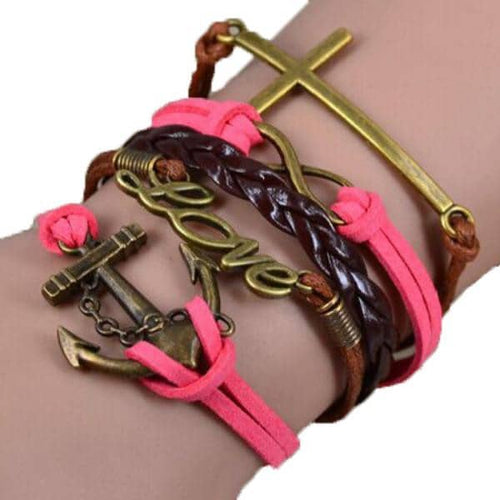 Anchor Love Infinity Faith 50% Off Today