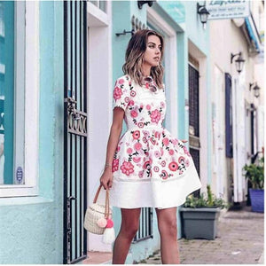 2019 Summer Fashion Sexy Mini Dress New Arrivals