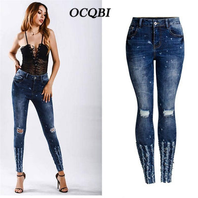 Fashion Jeans for Women Denim Jeans 2019