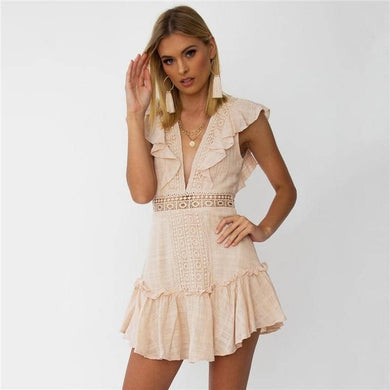 2019 Sexy Casual Mini Dress