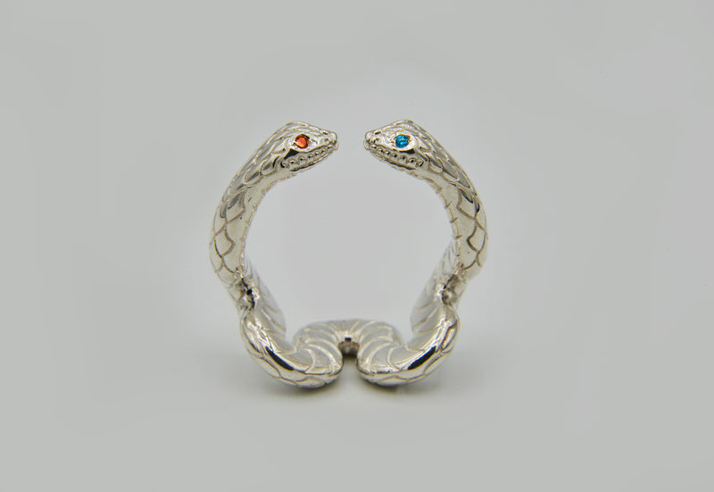 Serpens Ring (Silver)