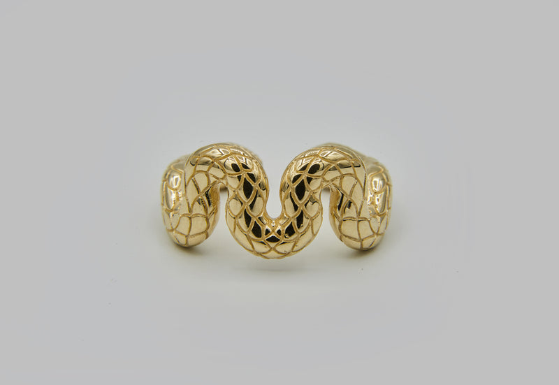 Serpens Ring (Gold)