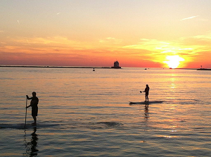 SUP Sunset Paddle