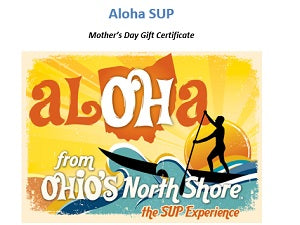 Gift Certificate Mother's Day - $50.00