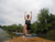 SUP Yoga Alum Creek