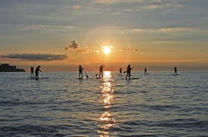 SUP Rental Guided Edgewater Park