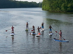 SUP Group Event Harborwalk