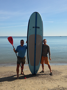 Paddle Board Rental Vermilion