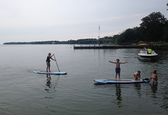Paddle Board Rental Delivery Kelley's Island Weekly