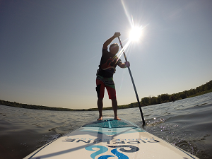 Presque Isle Paddle Board Tour