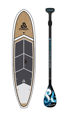 Pursuit PaddleBoards Woodrow 11-6 & Carbon Paddle Package
