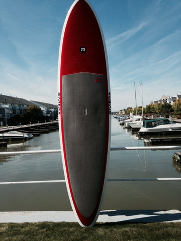 "Used Paddle Board Riviera 11'6"" Red White (Sold)"