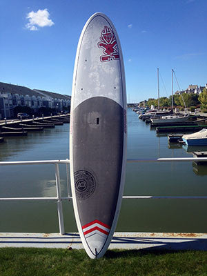 Starboard Atlas 12-0 Starshot Red Used (Sold)