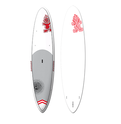 Starboard Atlas 12' Starshot Red