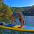 SUP Yoga at Alum Creek with On Water Yoga