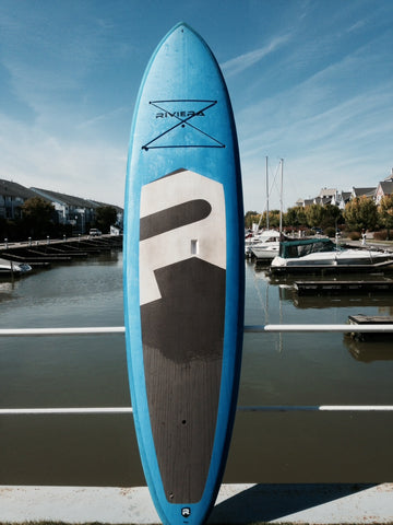 "Used Paddle Board Riviera Soft Top 11'6"" (Sold)"
