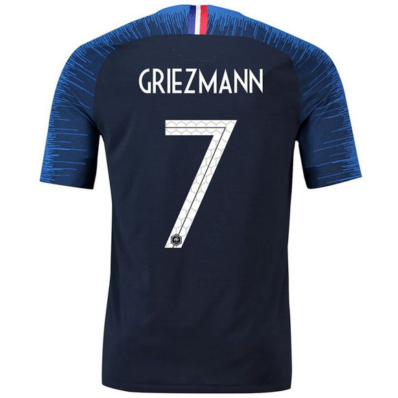 2018 Maillots de foot 2 étoiles France maillot de france
