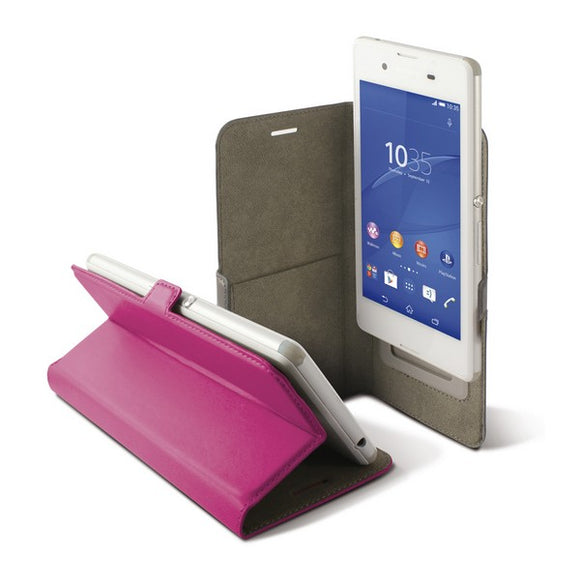 Universal Mobile Case - Book Smartphone 6