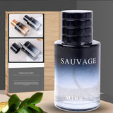 FASHION MEN PERFUMES CLASSIC COLOGNE EAU DE TOILETTE SPRAY SAUVAGE FRESH MALE FRAGRANCE