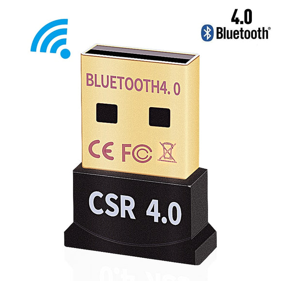 USB Bluetooth Adapter 4.0 Bluetooth