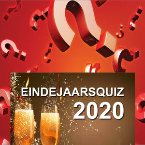 De traditionele Eindejaarsquiz is er weer