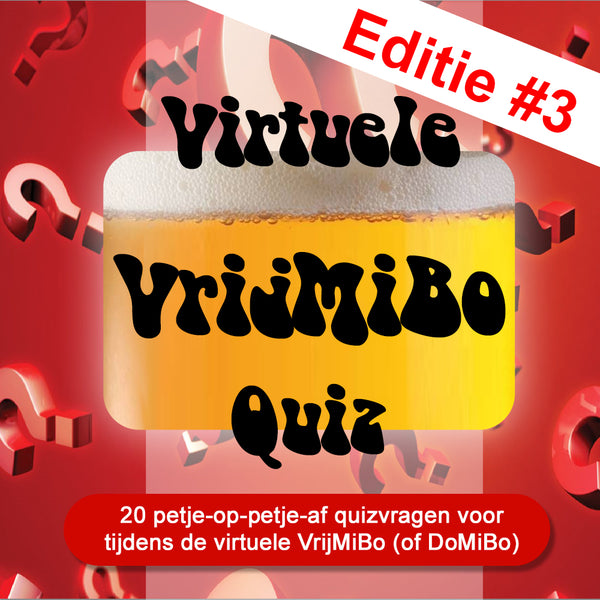 Virtuele VrijMiBo Quiz #03