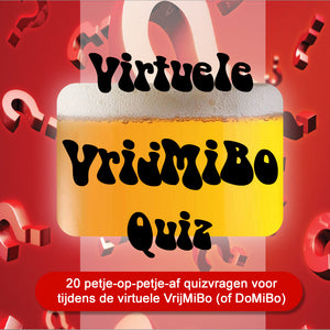 Virtuele VrijMiBo Quiz #01