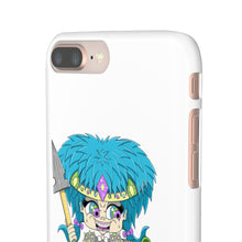 Load image into Gallery viewer, Troll Hater Cartoon Style Snap Case in White