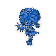 Load image into Gallery viewer, Attitude Blue Wash Style Kiss-Cut Stickers