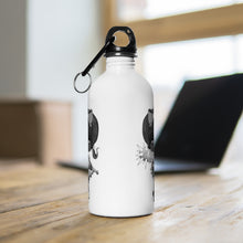 Load image into Gallery viewer, Attitude Goth Dark Style Stainless Steel Water Bottle