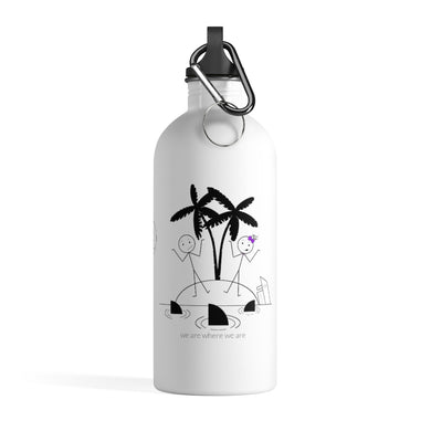 Shipwrecked Stainless Steel Water Bottle