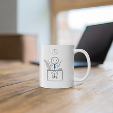 Load image into Gallery viewer, Male Office Worker Mug