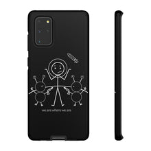 Load image into Gallery viewer, Astronaut Tough Phone Case Dark