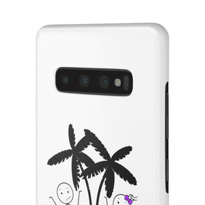 Shipwrecked Snap Phone Case Light
