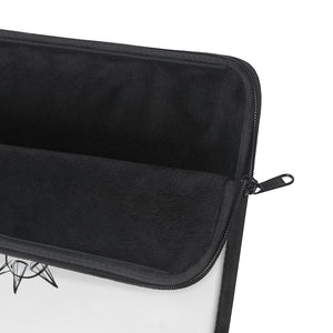 Attitude Outline Style Laptop Sleeve