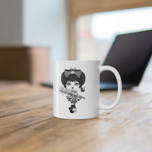 Load image into Gallery viewer, Attitude Goth Light Style Mug