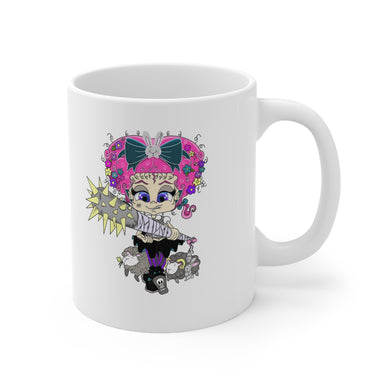 Attitude Cartoon Style Mug