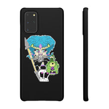 Load image into Gallery viewer, Troll Hater Cartoon Style Snap Case in Black