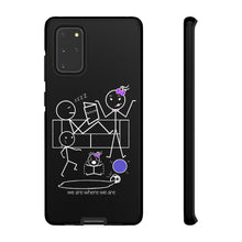 Load image into Gallery viewer, Mom Tough Phone Case Dark