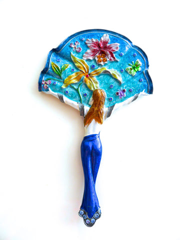 Mermaid Hand Mirror - SOLD OUT