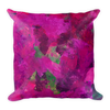 Pink Bougainvillea Pillow