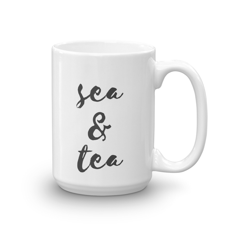 Mermaid Sea & Tea Mug