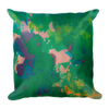 Laguna Shimmer Pillow - Double Print