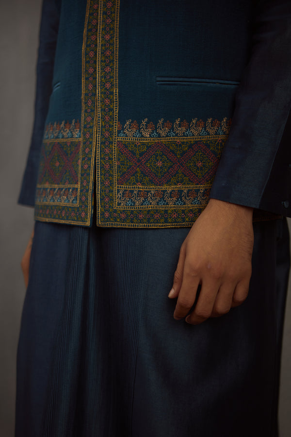 Neelam Embroidered Mehtab Bandi