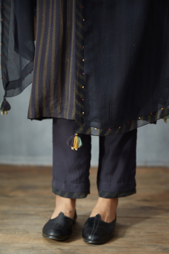 Chanderi 'Emroz' kurta set