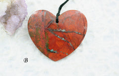Sonora Sunrise Heart Shape Pendant (ETP00030)